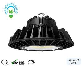 LED Hallenleuchte Baldur / 150 Watt | 19.500 lm | tageslichtweiß - 5700 K | IP65 | IK08 | dimmbar