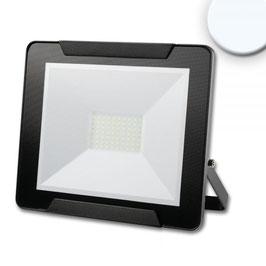 LED Fluter 50 Watt, 4.550lm, tageslichtweiss, schwarz matt