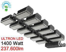 ULTRON LED Sportplatz & Universalleuchte 1.400W / 237.600lm / 3000K - 6500 K / IP66 /