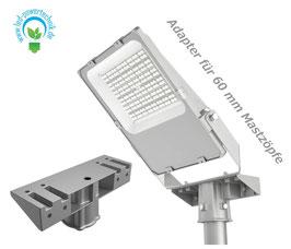 MASTADAPTER für 60 mm Masten / für LED MEX Pro4 Strahler