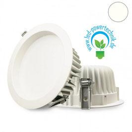 LED Downlight 23W Diffusor weiss, neutralweiss, dimmbar