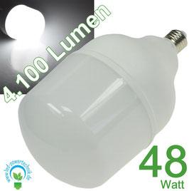 """LED CH03 Lampe E27 48W """"T2000"""" 4100lm, 4200K, neutralweiß, ØxH 14x24cm"""