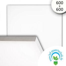 LED Panel rahmenlos, 60x60, 50W, neutralweiss, 5.100lm