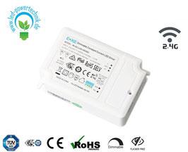 2.4G wireless LED-Treiber | flickerfrei |Master Color mit einstellbarer Farbtemperatur