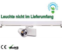 Moduleinsatz für Tragschienen für 3-Phasen LED Schienenleuchten | 5-adrig |