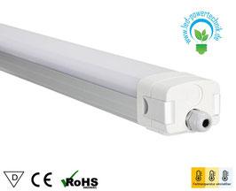 LED Systembandleuchte MexPro 2 | 150cm | 40 - 60 Watt einstellbar |  Farbtemberatur 3000K, 4500K, 6000 K einstellbar | 7300lm