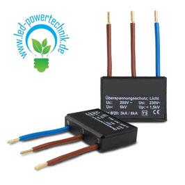 Überspannungsschutz, Feinschutz für LED Technik
