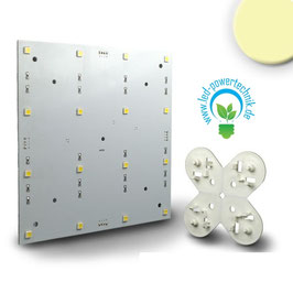 LED Modul 160x160, 24V/DC, 4,8W, warmweiss