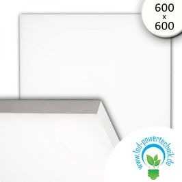 LED Panel rahmenlos, 60x60, 50W, warmweiss, 4.700lm