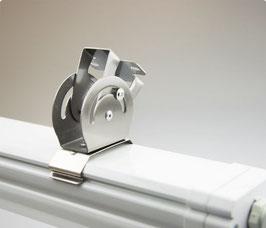 Montagebügel flexibel für LED Linearleuchte, 2 STK