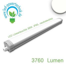 LED Linearleuchte Tomy 36W, IP65, 4000K neutralweiss
