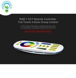 LED Fernbedienung RGB-WW (RGB-CCT) 4 Zonen *MiLight*