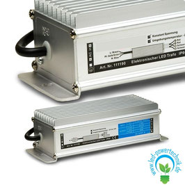 Trafo 12V/DC, 100W, IP65, Dimmbar