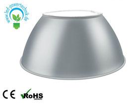 60° Reflektor aus Aluminium | kompatibel mit LED Taifun 320W Hallenstrahler
