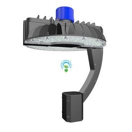 360° LED Straßenleuchte ORION |  80 Watt  | 3000K - 6000K | 14.400lm | IP67  | dimmbar | inkl. Tageslichtsensor