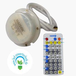 01 Microwellen Sensor / Tageslichtsensor od. Bewegungsmelder inkl. Fernbedienung