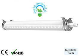 Stallbeleuchtung - Animal Lighting T150 - LED Feuchtraumleuchte 150cm | ammoniakbeständig | 50 Watt | tageslichtweiß - 5000 K | 7000 lm | IP69K | IK06 |