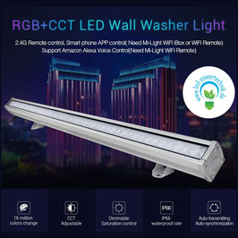 LED RGB-WW - Wallwascher Sky PRO - 24 Watt / IP66 / 1.800lm