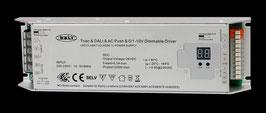LED Controller EOS 07 DALI 0-10V und TRIAC Dimmer + inkl. Netzteil 24V 200W