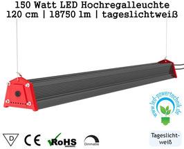 Hallendeckenleuchte Hitman - Linear 150 Watt, 18.750lm, 5000K tageslichtweiss,