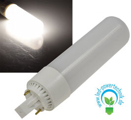 LED G24 HIGH LUMEN Leuchtmittel, 13 Watt, 1.100lm, neutralweiss