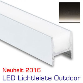 LED Lichtleiste Outdoor 205 mm, IP67, 24V, neutralweiss