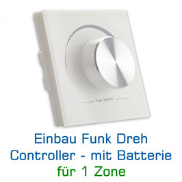 Sys-One 1 Zone Einbau-Controller + Batterie