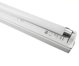 LED Röhren Halterung in 60, 90, 120, 150cm