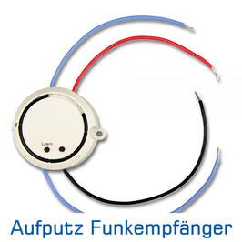 Aufputz - Sys-One Switch-Funk-Empfänger Ein/Aus, 100W 230V