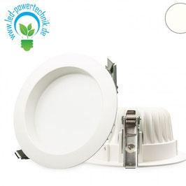 LED Downlight 16W Diffusor weiss, neutralweiss, dimmbar