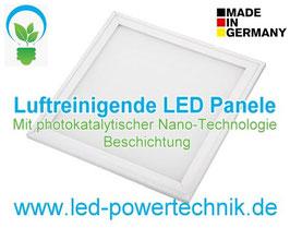BIOMED LED Panel 300 x 300 24W in 4000K (Neutralweiss) mit photokatalytischer Nano-Technologie