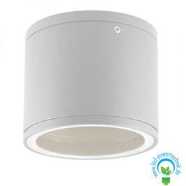 Queen Light LED Aufbauleuchte IP54, GX53, weiss - 112630