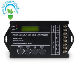 LED Controller TIME, programmierbar, 12-24V, zeitgesteuert