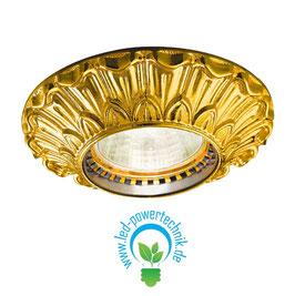 Spot MILADY, 24 Karat Gold, Ø10 - Ø10cm, Höhe 5cm, 1-flammig, GU10