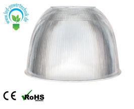 70° Reflektor aus Polycarbonat | kompatibel mit allen Predator X - PRO LED Hallenleuchten