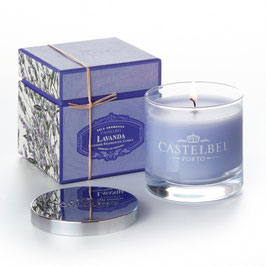 Castelbel Lavender Scented Candle