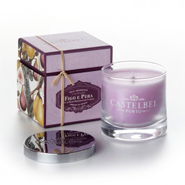 Scented Candle | Castelbel Fig & Pear