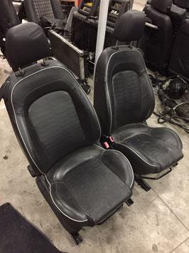 Sedili in pelle Fiat Grande 3p