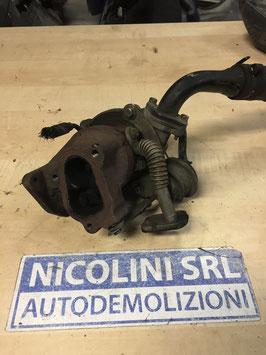 Turbina Fiat Punto 1.3 JTD