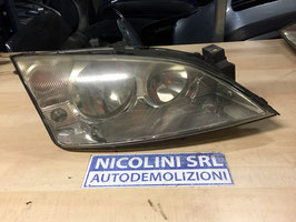 Faro anteriore Dx Ford Mondeo station wagon