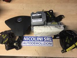 Kit Airbag Fiat stilo