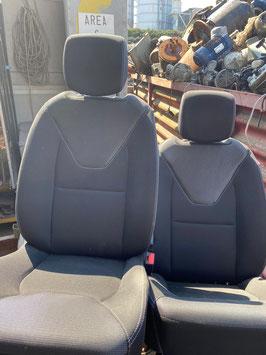 Sedili anteriori Renault Clio