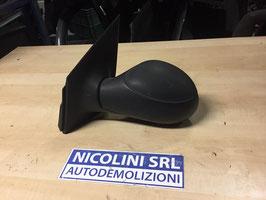 Specchio laterale sx Citroën C2