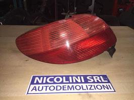 Stop Sx Peugeot 206