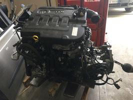 Motore Volkswagen Golf VII