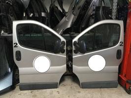 Porte sx e dx Opel Vivaro 2005