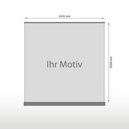 Video-Call-Plus-Display - 2000 mm x 2000 mm