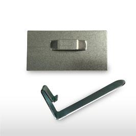 Bildhalter Metall - 1 Set