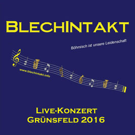 """CD """"BLECHINTAKT"""" 2016"""
