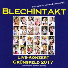 """CD """"Blechintakt"""" 2017"""